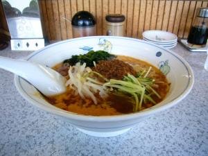 冷し坦々麺